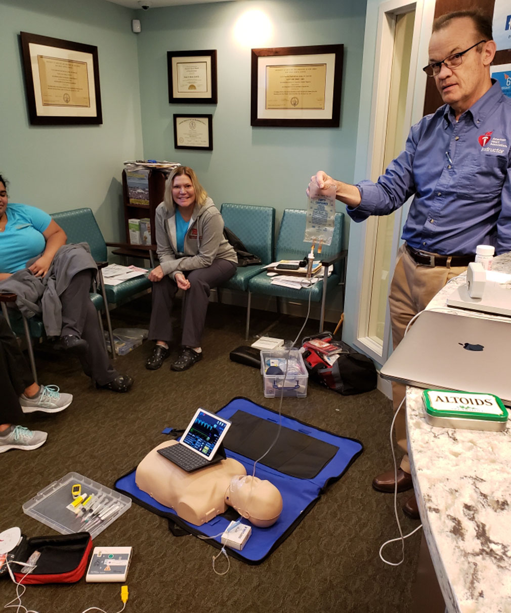 CPR/ACLS Certification
